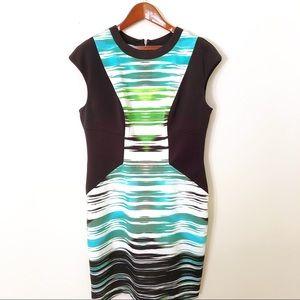Maggy London black Slim dress